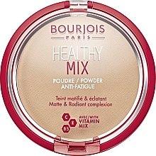 Voňavky, Parfémy, kozmetika Kompaktný púder - Bourjois Healthy Mix Powder