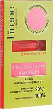 Voňavky, Parfémy, kozmetika Proticelutídové ampulky na telo - Lirene