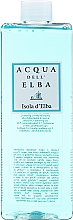 Voňavky, Parfémy, kozmetika Acqua Dell Elba Isola D'Elba - Aromatický difúzor do miestnosti (náhradná náplň)