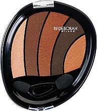 Voňavky, Parfémy, kozmetika Očné tiene na viečka - Deborah Perfect Smokey Eye Palette