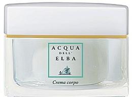 Voňavky, Parfémy, kozmetika Acqua Dell Elba Essenza Men - Krém na telo s kyselinou hyalurónovou