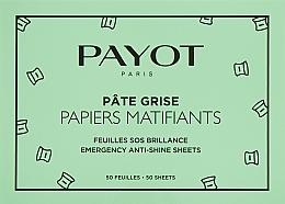 Voňavky, Parfémy, kozmetika Matovacie obrúsky - Payot Pate Grise Emergency Anti-Shine Sheets