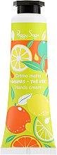 Voňavky, Parfémy, kozmetika Krém na ruky - Peggy Sage Agrumes-The Vert Hands Cream