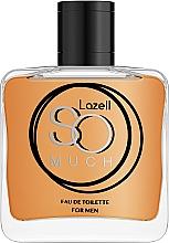 Voňavky, Parfémy, kozmetika Lazell So Much - Toaletná voda
