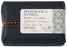 Voňavky, Parfémy, kozmetika Bath House Spanish Fig and Nutmeg - Parfumované mydlo