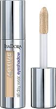 Voňavky, Parfémy, kozmetika Krémový očný tieň - IsaDora Active All Day Wear Eyeshadow