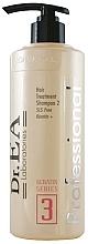 Voňavky, Parfémy, kozmetika Šampón bez sulfátov - Dr.EA Keratin Series 3 Hair Treatment Shampoo