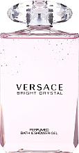 Voňavky, Parfémy, kozmetika Versace Bright Crystal - Sprchový gél