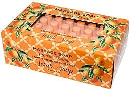 "Voňavky, Parfémy, kozmetika Mydlo-peeling pre masáž ""Orange"" - Gori 1919 Massage Scrub Soap Orange"