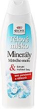 Voňavky, Parfémy, kozmetika Hydratačný lotion na télo - Bione Cosmetics Dead Sea Minerals Nourishing Body Lotion