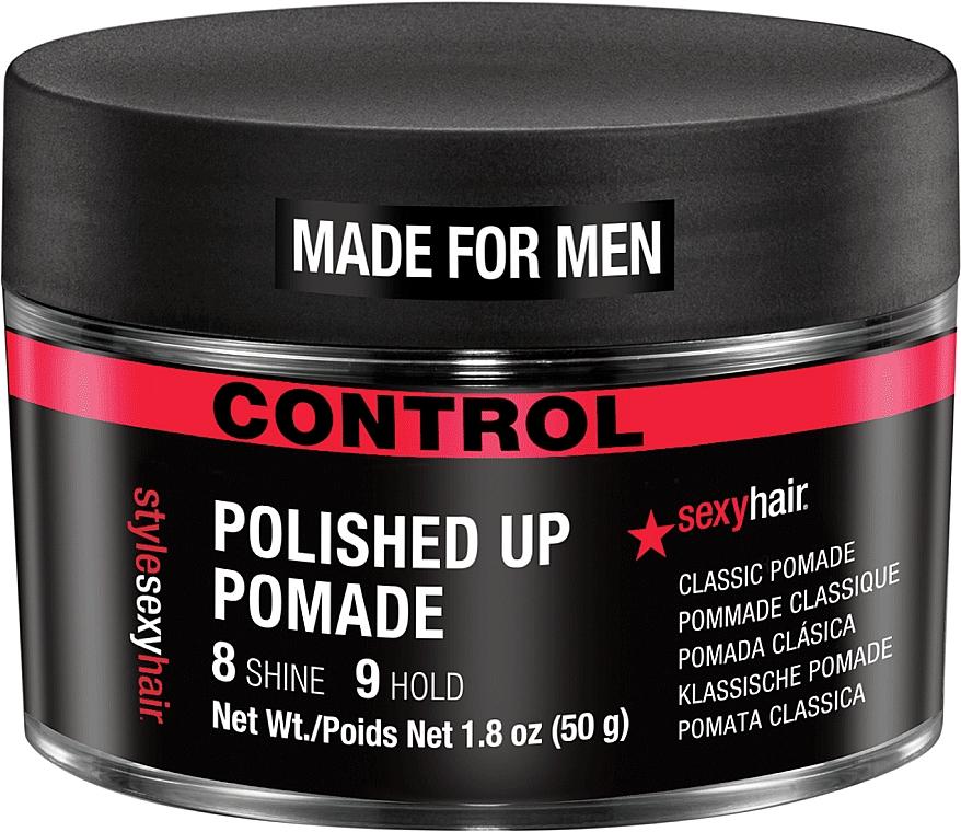 Pomáda na vlasy - SexyHair Polished Up Pomade Classic — Obrázky N1