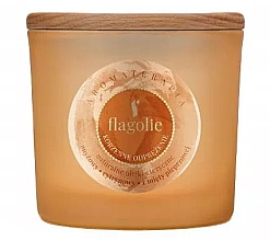 """Voňavky, Parfémy, kozmetika Vonná sviečka v pohári """"Relaxačná"""" - Flagolie Fragranced Candle Relaxing"""