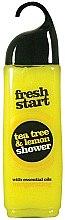 Voňavky, Parfémy, kozmetika Sprchový gél - Xpel Marketing Ltd Fresh Start Shower Gel Tea Tree & Lemon