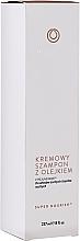 Voňavky, Parfémy, kozmetika Super výživný krémový šampón s olejmi - Monat Super Nourish Oil Cream Shampoo