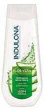 """Voňavky, Parfémy, kozmetika Upokojujúce telové mlieko """"Aloe vera"""" - Indulona Aloe Vera Soothing Body Milk"""