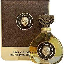 Voňavky, Parfémy, kozmetika Armaf Oros the Inventor Brown - Parfumovaná voda