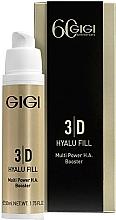 Voňavky, Parfémy, kozmetika Krémový filler na tvár - Gigi 3D Hyalu Fill Multi Power H.A. Booster