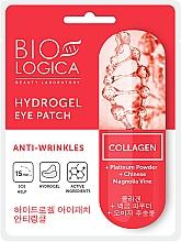 """Voňavky, Parfémy, kozmetika Vankúšiky pod oči """"Proti vráskam a záhybom"""" - Biologica Collagen"""