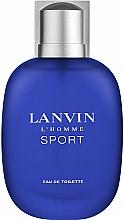 Voňavky, Parfémy, kozmetika Lanvin L'Homme Sport - Toaletná voda