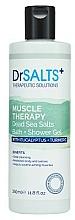 Voňavky, Parfémy, kozmetika Sprchový gél - Dr Salts + Muscle Therapy