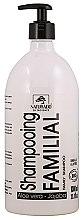 Voňavky, Parfémy, kozmetika Šampón pre celú rodinu - Naturado Aloe Vera Jojoba Family Shampoo