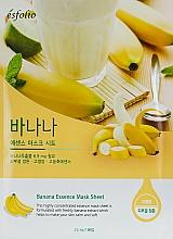 Voňavky, Parfémy, kozmetika Maska s banánom - Esfolio Essence Mask Sheet