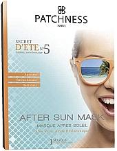 Voňavky, Parfémy, kozmetika Ultra hydratačná maska po opaľovaní - Patchness Mask After Sun
