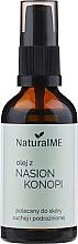 Voňavky, Parfémy, kozmetika Olej zo semien konope - NaturalME (s dávkovačom)