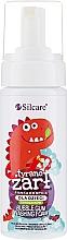 Voňavky, Parfémy, kozmetika Detská krémová pena do kupeľa - Silcare Bubble Gum Washing Foam for Kids