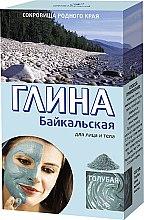 """Voňavky, Parfémy, kozmetika Hlina na tvár a telo """"Bajkal"""", modrá - Fito Kozmetic"""