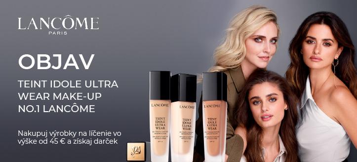 Nakupuj výrobky na líčenie Lancôme vo výške od 45 € a získaj darček