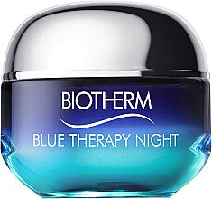 Voňavky, Parfémy, kozmetika Nočný krém na tvár - Biotherm Blue Therapy Night Cream