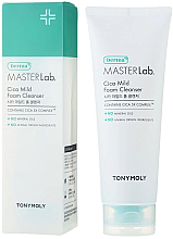 Voňavky, Parfémy, kozmetika Pena na umývanie - Tony Moly Derma Master Lab Cica Mild Foam Cleanser