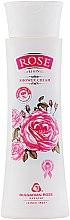 Voňavky, Parfémy, kozmetika Sprchovací krém s ružovým olejom - Bulgarian Rose Shower Cream