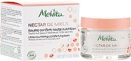 Voňavky, Parfémy, kozmetika Výživný balzam na tvár - Melvita Nectar de Miels Baume Confort Haute Nutrition