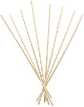 Voňavky, Parfémy, kozmetika Náhradné tyčinky do aróma difúzora, ratan - Panier Des Sens Rattan Sticks