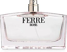 Gianfranco Ferre Ferre Rose - Toaletná voda (tester bez uzáveru) — Obrázky N1