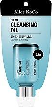 Voňavky, Parfémy, kozmetika Čistiaci olej na tvár - Alice Koco Clear Cleansing Oil