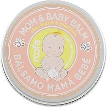 Voňavky, Parfémy, kozmetika Balzam pre mamu a dieťa - Roofa Calendula & Panthenol Mom & Baby Shea Butter & Calendula Balm