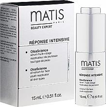 Voňavky, Parfémy, kozmetika Sérum-olej na tvár - Matis Reponse Intensive OleaScience