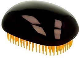 Voňavky, Parfémy, kozmetika Kefa na vlasy, lesklá čierna - Twish Spiky 3 Hair Brush Shining Black