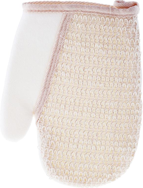 Hubka-rukavice 1956, s vložkou z sisalu - Top Choice Wash Sponge