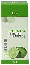 """Voňavky, Parfémy, kozmetika Esenciálny olej """"Limetka"""" - Holland & Barrett Miaroma Lime Pure Essential Oil"""