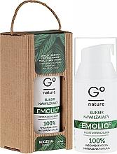 Voňavky, Parfémy, kozmetika Hydratačný elixír na tvár - GoNature Moisturizing Elixir