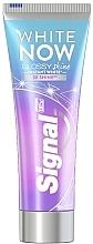 Voňavky, Parfémy, kozmetika Bieliaca zubná pasta - Signal White Now Glossy Shine Toothpaste