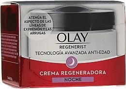 Voňavky, Parfémy, kozmetika Nočný krém - Olay Regenerist Regenerating Night Cream