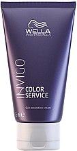 Voňavky, Parfémy, kozmetika Krém na ochranu pokožky hlavy - Wella Professionals Invigo Color Service Skin Protection Cream