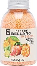 """Voňavky, Parfémy, kozmetika Zjemňujúce guľôčky do kúpeľa """"Citrusový mix"""" - Fergio Bellaro Citrus Mix Bath Caviar"""