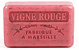 """Voňavky, Parfémy, kozmetika Marseillské mydlo """"Vinič"""" - Foufour Savonnette Marseillaise Vigne Rouge"""