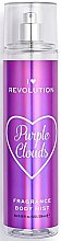 """Voňavky, Parfémy, kozmetika Sprej na telo """"Purple Clouds"""" - I Heart Revolution Body Mist Purple Clouds"""